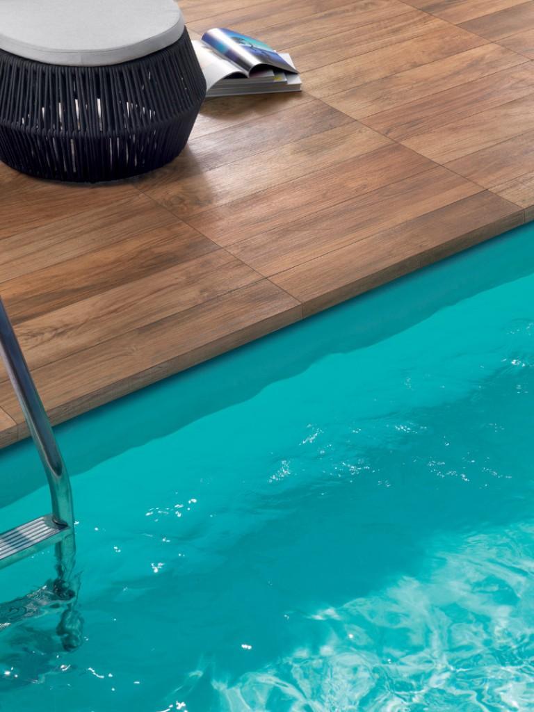 Margelle et abord de piscine - 4 Angles